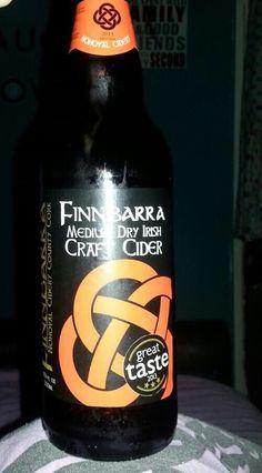 Finnbarra Irish cider - Stonewell cider export brand
