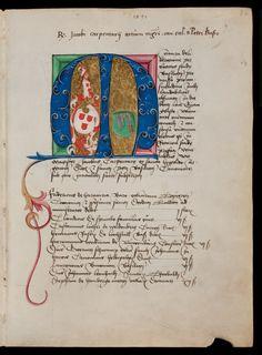 Rektoratsmatrikel der Universität Basel, Band 1 AN II 3 Basel/Schweiz nach 1460 Folio 86r