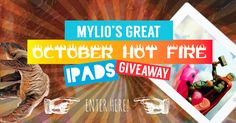 Enter to win an iPad Air 2 + MylioMax for Life