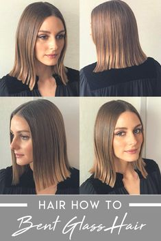 Learn how Olivia created this sharp, fresh style.