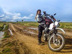Girls and Bikes | Adventure Rider