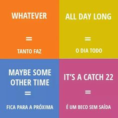 When it comes to learning any language, most of us want to learn it as quickly as possible. The reasons vary but it could be because you're planning a trip to Portugal or Brazil, or perhaps you have a friend who speaks little English English Frases, English Idioms, English Lessons, English Vocabulary, English Grammar, Teaching English, English Language, English Time, English Course