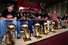 The 1998 Chicago Bulls