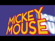 This video presents the original 1955 Mickey Mouse Club theme song, written by Mouseketeer MC Jimmie Dodd, in a modern typographical style. My Love Song, Love Songs, Disney Insider, Mickey Mouse Club, Tv Guide, Me Tv, Theme Song, Back In The Day, Childhood Memories