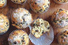 Irish Soda Bread Muffins: King Arthur Flour