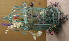 decorative bird cage
