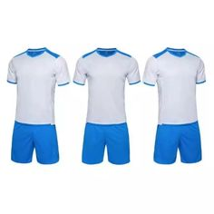 Full Sublimation Soccer Jersey Training Uniform Kids Football Shirt Best Polyester Sports blank soccer jerseys FG-03
