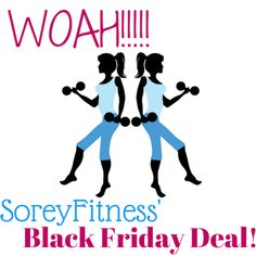 Extra Black Friday Specials Save $50 on any Beachbody Challenge Pack November 30th only for Small Business Saturday & get in our New Years Bootcamp Group FREE!