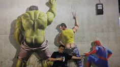 Hulk-wolfverine-me-spiderman