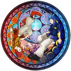 Kingdom Hearts - Isa x Lea - IsaLea
