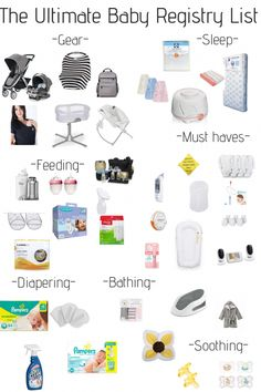 The Ultimate Baby Registry List – With Love Claudia The Ultimate Baby Registry List – With Love Claudia,Baby must haves The Ultimate Baby Registry List – With Love Claudia Related posts:Practical Baby Items List:. Best Baby Registry, Baby Registry Checklist, Baby Registry Must Haves, Baby Registry Items, Baby Registry Amazon, New Baby Checklist, Baby Registry Essentials, Baby Shower Registry, Diaper Bag Essentials
