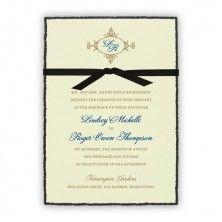 Willow Wedding Invitations SAMPLE