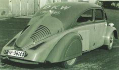 DKW rear mounted motor