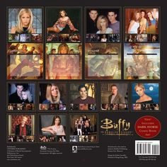 Buffy The Vampire Slayer: Wall Calendar: 2014 @ ForbiddenPlanet.com