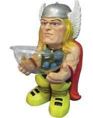 Marvel's Thor Candy Bowl Holder - Trick-or-treaters this Halloween will love this Thor candy bowl!