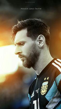 Leo Messi habrás perdido pero con tu equipo maravilloso lo dieron todo