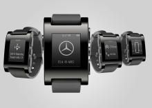 Mercedes-Benz will demonstrate its connectivity initiatives at CES 2014 by showing how its cars can connect with a Pebble smartwatch. Read this post by Wayne Cunningham on CES 2014: Car Tech. via @CNET