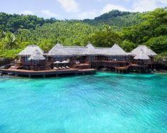 Laucala Island Resort #LaucalaIsland #Fiyi #Luxury #Travel #Hotels #LaucalaIslandResort  Next travel........