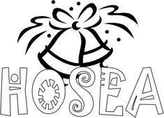 Bible Coloring Pages for Kids-Free, Printable Books of the Bible Hosea Coloring Pages