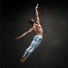 James Whiteside answers the Gramilano Questionnaire… Dancers' Edition