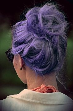 Wanna convince my grandpa into letting me dye my hair this color .