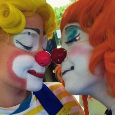 Female Clown, Cute Clown, Clowning Around, Clowns, Goth, Culture, Lady, Gothic, Goth Subculture