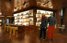 Peter Marino Louis Vuitton Store  #architecture #interior #marino #peter Pinned by www.modlar.com