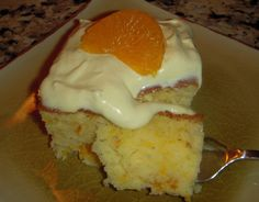 This is a super moist and dense cake. The flavor is wonderful! Refrigerate ~ This cake never lasts to long in our home.