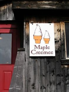 That's right - they're called Creemees.  the #vermont way