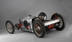 The Amazo Effect: Race Car Of The Day - John Bolster's 'Bloody Mary' Special