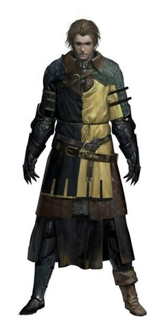 Sangsu Jung - Fantasy Warrior
