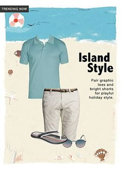 Island Style - Buy Scrapbook Look by Gouher