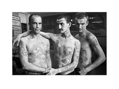 image from FUEL: Russian Criminal Tattoo Encyclopaedia  27 April > June 16 2012  Galerie Max Hetzler, Oudenarder Straße 16-20, D-13347 Berlin, Germany.