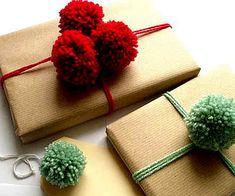 Cómo envolver regalos de Navidad. Tips interesantes para hacer algo especial   Ver Video Aquí