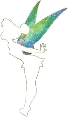 Fée Clochette embrasse le vent!!!