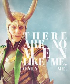 loki Tom Hiddleston - You may Cry now ~ Nobody is like him.