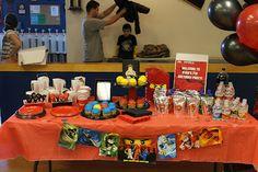 A New Dawnn: A Ninjago Birthday Party