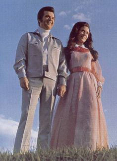 Loretta Lynn and Conway Twitty