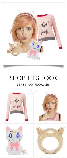 cat_gift by reka-fodor on Polyvore featuring Miss Selfridge and STELLA McCARTNEY