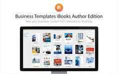 9 Best iBooks Author Templates images in 2015 | App store, Author, Mac