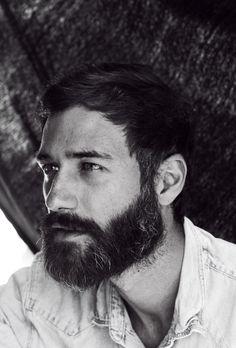 Panayiotis Simopoulos Beard