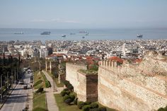 Thessaloniki, Greece by Heiko Prigge for Monocle