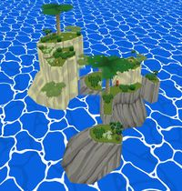 Cliff Plateau Isles