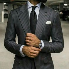 Ready for Tuesday! Mens Fashion Blog, Mens Fashion Suits, Mens Suits, Fashion Ideas, Fashion Inspiration, Men's Fashion, Beard Suit, Suit Combinations, Gentleman Style