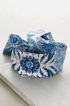 Firenze Turban Band - anthropologie.com