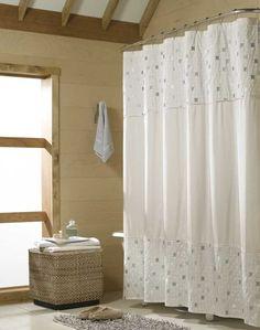 135 best shower curtains images bathroom bathroom curtains washroom rh pinterest com Pinterest Valances Pinterest Kitchen Curtains