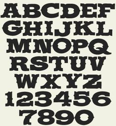 Letterhead Fonts / LHF Cartoon Cowboy / Western Fonts