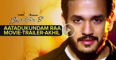 Watch the dialogue promo presented by Filmy Focus from Aatadukundam Raa movie starring Akhil Akkineni.