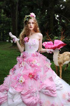 TIGLILY Spring/Summer 2015 Wedding Dresses   Wedding Inspirasi