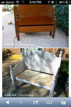 Bench seat....,
